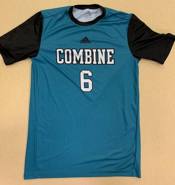 Combine Baseball Adidas Game Jersey