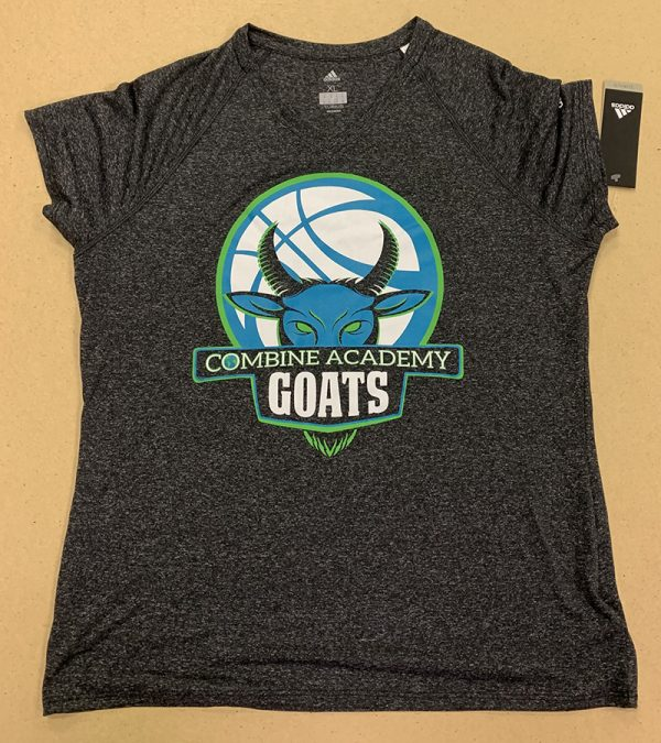 Combine G.O.A.T.S. Basketball Women's T-Shirts