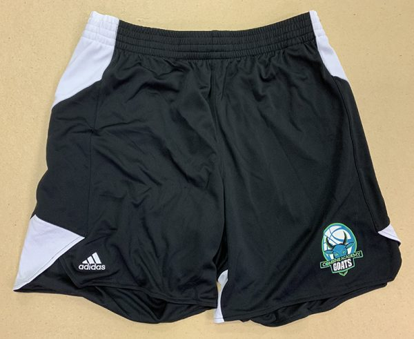 Combine Basketball Adidas Game Shorts