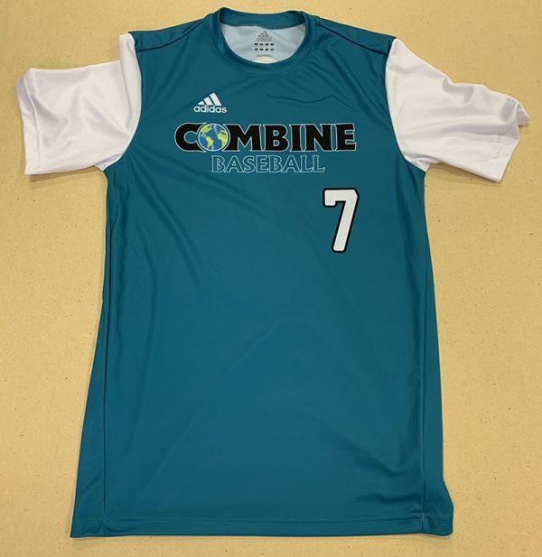 Combine Baseball Adidas Game Jersey2