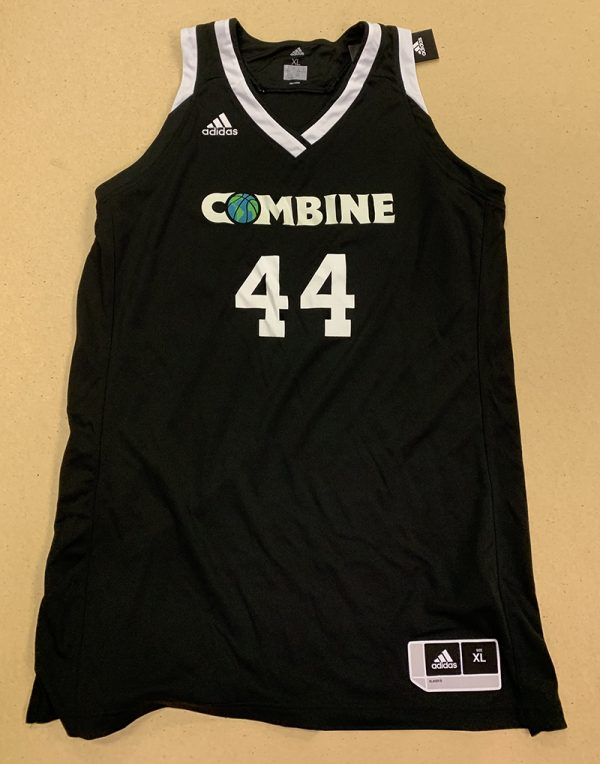 Combine Basketball Adidas Game Jersey