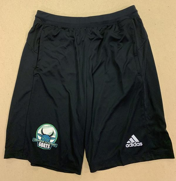 Combine G.O.A.T.S.Baseball Adidas Practice Shorts